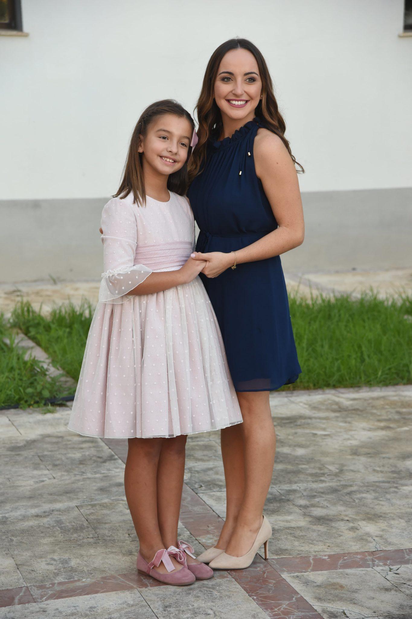 Paloma Eroles y Carla Alcocer