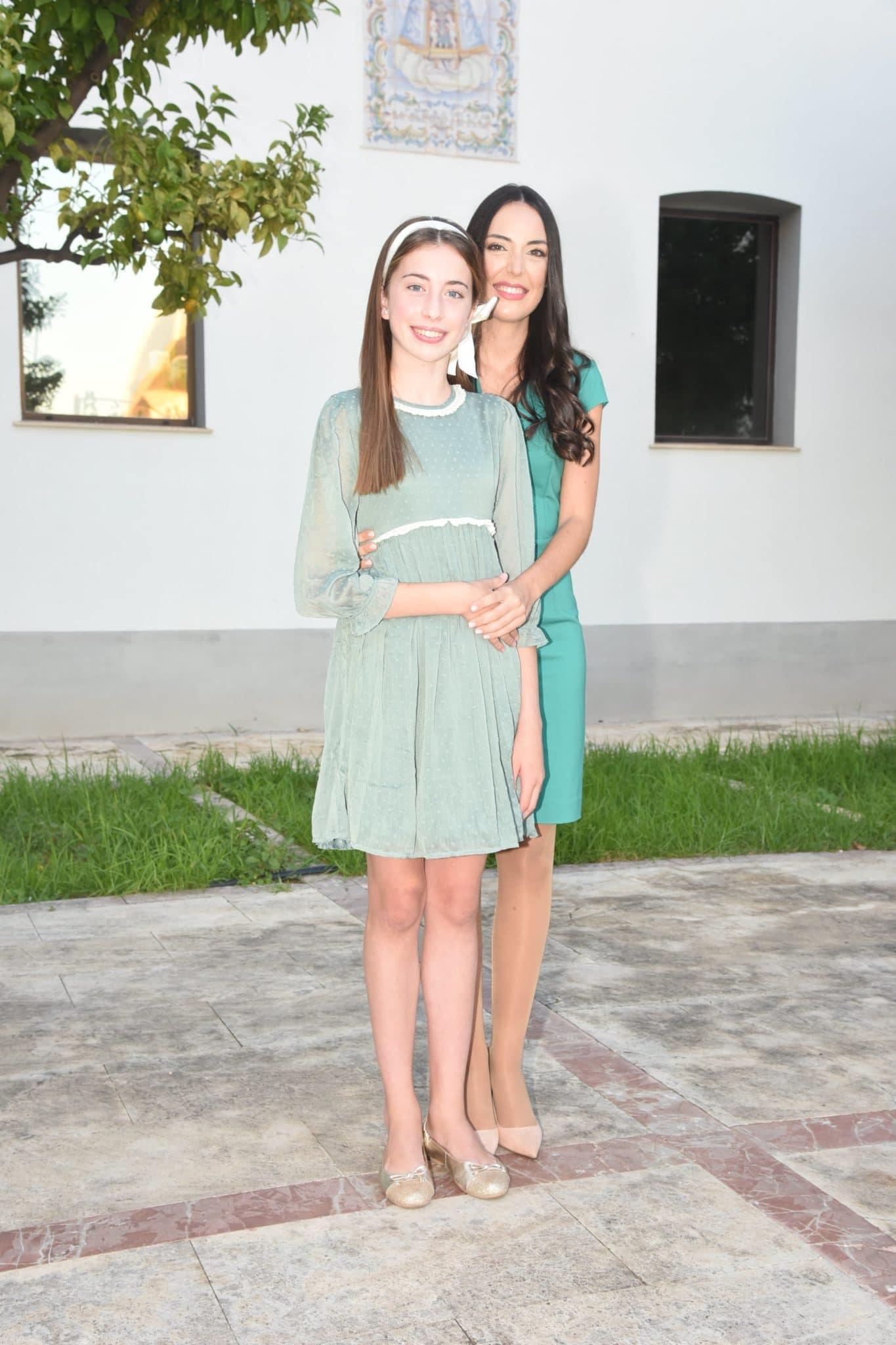 Valentina Rabello y Beatriz Buigues