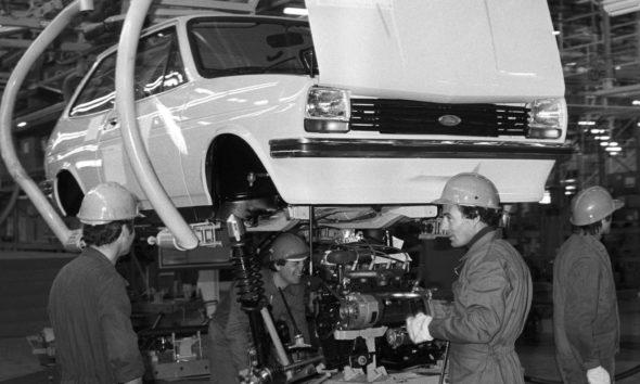 45 años de Ford en Valencia