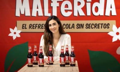 Malferida, la 'coca-cola' valenciana nacida en la aceleradora de Juan Roig