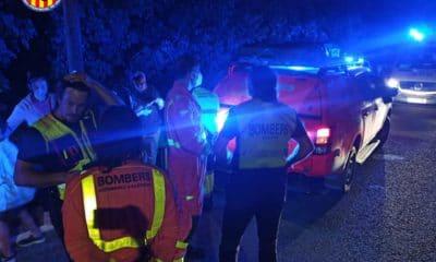 rescate bomberos