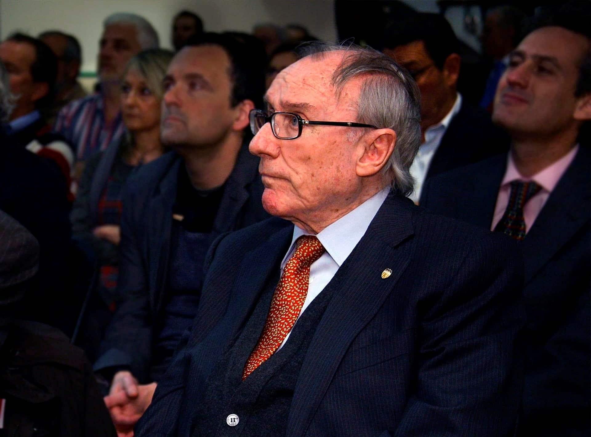 Muere el hijo del histórico presidente del Valencia Luis Casanova
