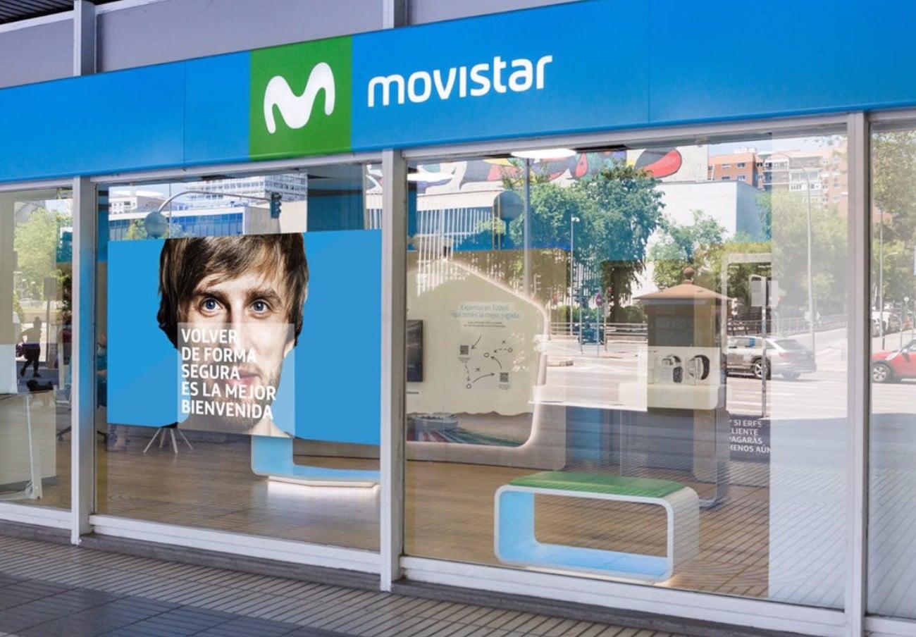 Movistar devuelve más de 500 euros a un usuario tras cobrarle dos servicios de televisión de los que había pedido la baja