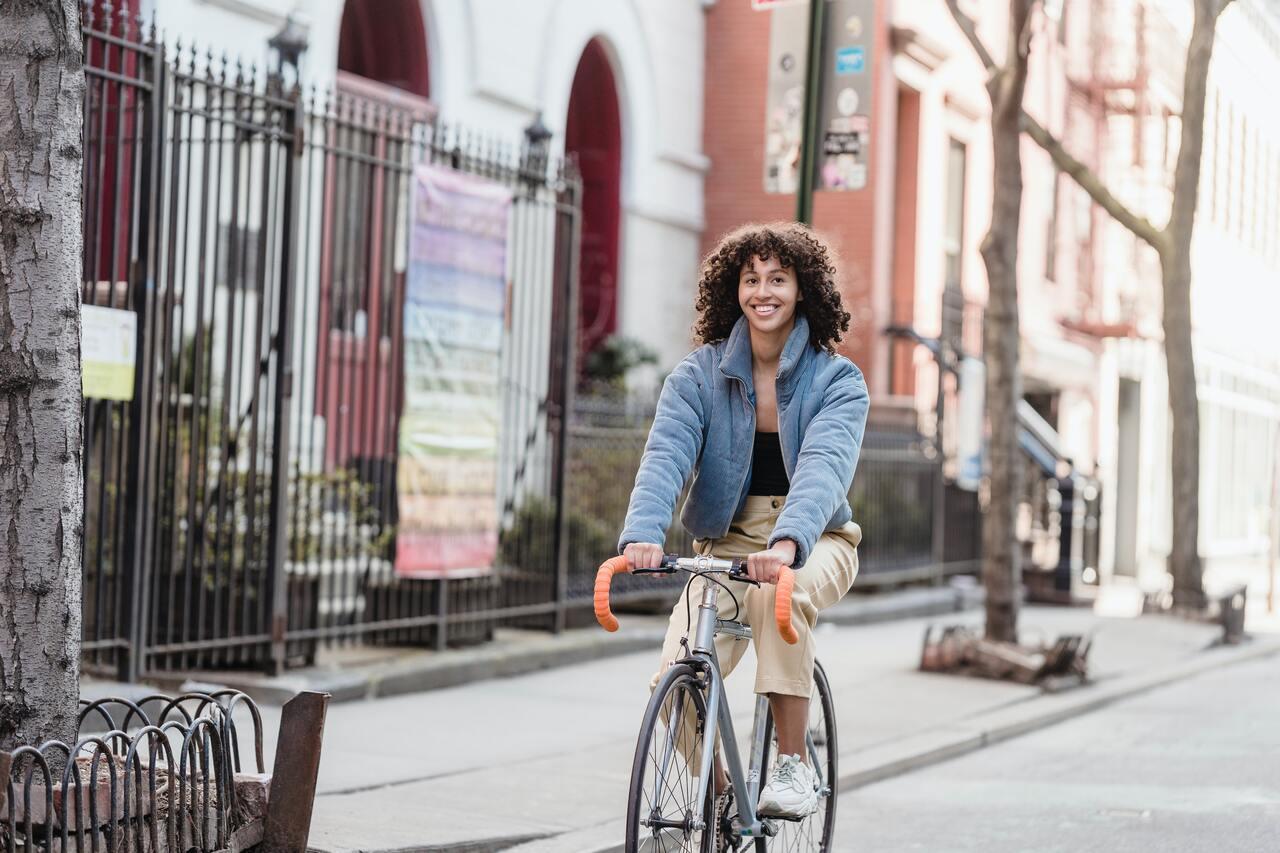 La bicicleta: un medio para trasladarse cada vez más seguro
